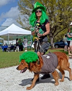 Lucky Dog Parade