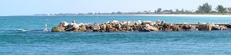 Venice Jetty Nokomis Florida