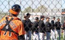 Orioles Spring Training
