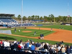 Tampa Bay Rays Spring Training Stadium in Port Charlotte
