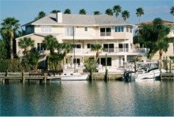 Real estate in Sarasota home on the bay