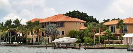 Waterfront real estate in Sarasota Florida