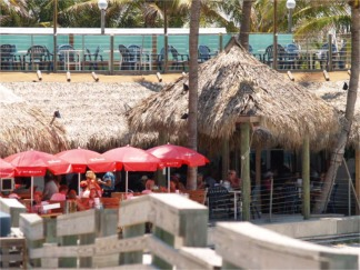 Sharky's on the Pier in Venice Florida