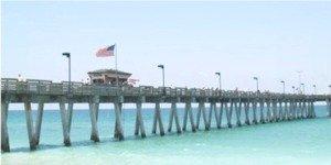 The Venice fishing pier