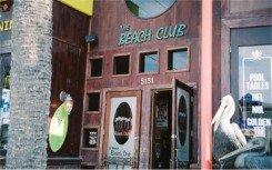 The Beach Club in Siesta Key Village on Siesta Key Sarasota Florida