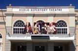 The Asolo rep theater in Sarasota