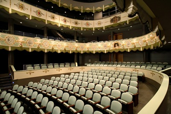 Asolo Theater Sarasota audience galler