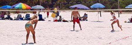 Siesta Key Volleyball