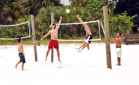 Siesta Key Beach Volleyball