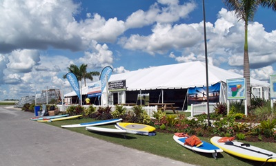Aquaitc Sports Center at Benderson Park in Sarasota