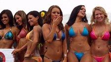 Downtown Sarasota Racing Fest Sexy Bikini Contest