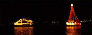 Sarasota Holiday Boat Parade of Lights