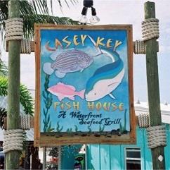Casey Key Fish House Sign
