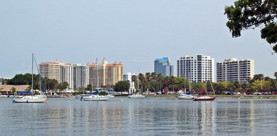 Sarasota Florida Downtown Bayfront