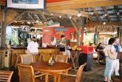 The Caribbean Cantina at the Florida Aquarium