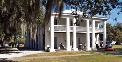 Gamble Mansion Ellenton Florida