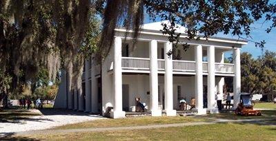Gamble Mansion Ellenton Florida