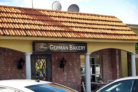 German Bakery in Gulf Gate