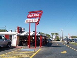 The Hob Nob Drive In Sarasota
