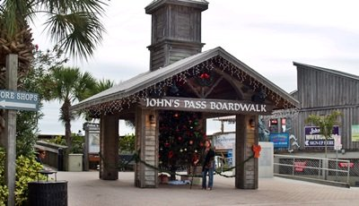 Johns Pass Boardwalk
