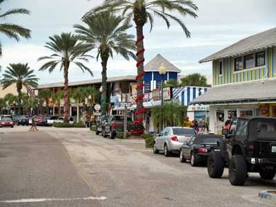 Johns Pass Village Shops