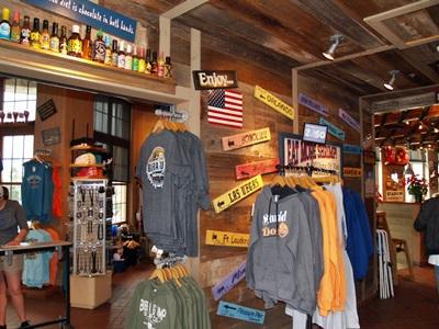 Bubba Gumps Gift Shop