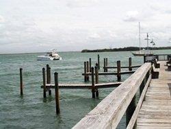 Mar Vista Restaurant  waterfront dining establishment Longboat Key Florida