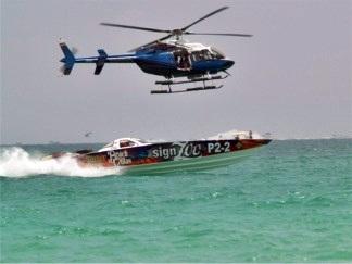 Offshore racing fesival Sarasota