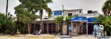 Phillippi Creek Restaurant in Sarasota on Phillippi Creek