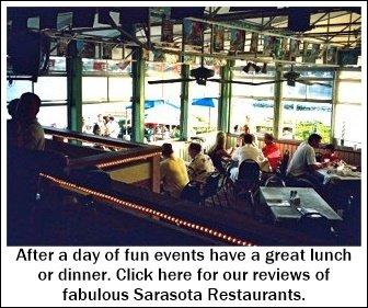 Sarasota dining spots
