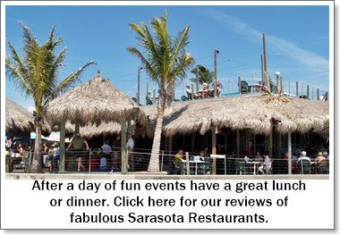Fun Sarasota waterfront restaurants