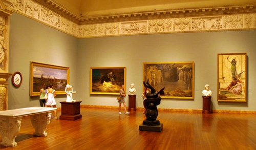 More Renaissance Art Collections at the Ringling Museum of Art, Sarasota.