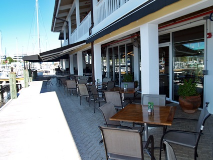 Riverhouse Grill and Bar Patio