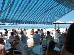 Sandbar on North Anna Maria Island Florida