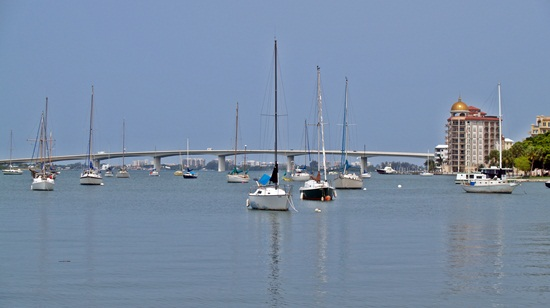 Sarasota Bayfront Ringling Bridge