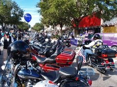 Sarasota Calendar of Events Thunder By The Bay Motorcycle Fest in January