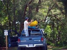 launch your own kayak at Sarasota's Lido Key