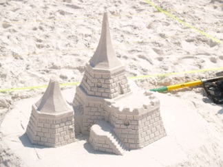 Siesta Key Sand Sculpture Contest Sarasota Florida