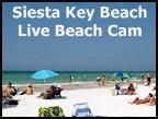 Siesta Key Public beach cam