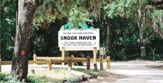 Snook Haven Resort near Venice Florida