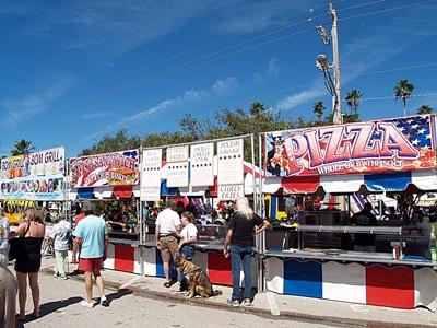 Food Court at Sun Fiesta