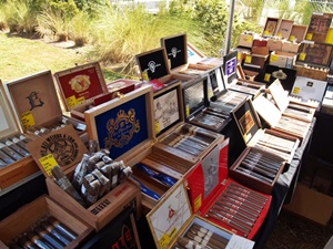 Cigars at the Tampa Cigar Fest