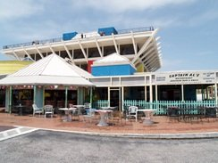 captain al's at the pier st pete florida