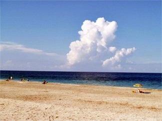 Turtle Beach Sand Dunes Sarasota Florida