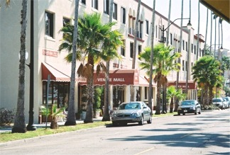 Downtrown Historic Venice Florida